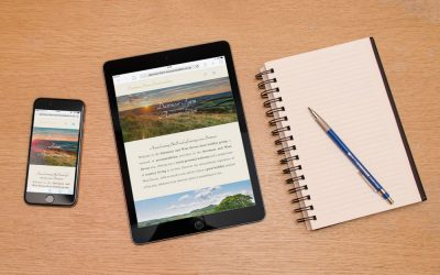 New site launched for Dartmoor Farm Accommodation